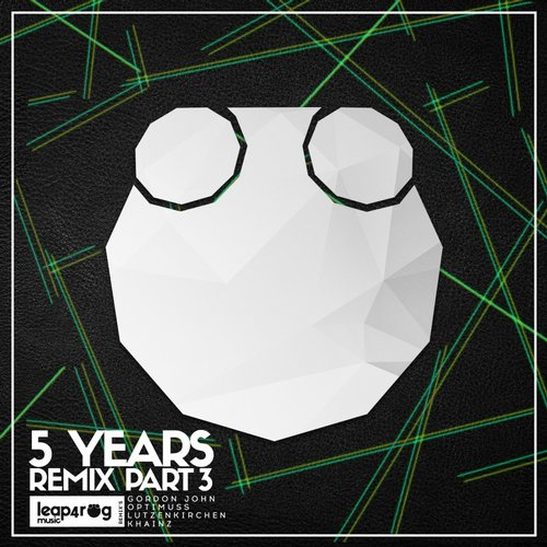 Egoism - 5 Years Remix, Pt. 3 [4ROG165]